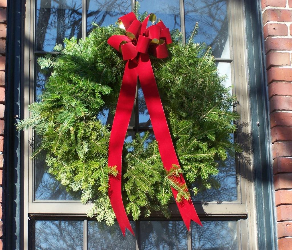 market square wreath