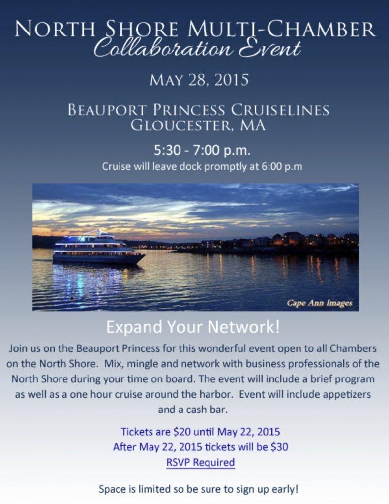 Multi-Chamber Collaboration Cruise @ Gloucester Marine Terminal